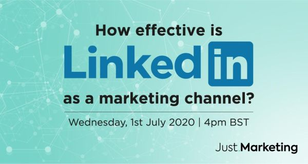 How effective is LinkedIn as a marketing channel?