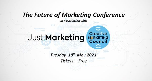 The Future of Marketing: a free, major online conference on ways forward in marketing