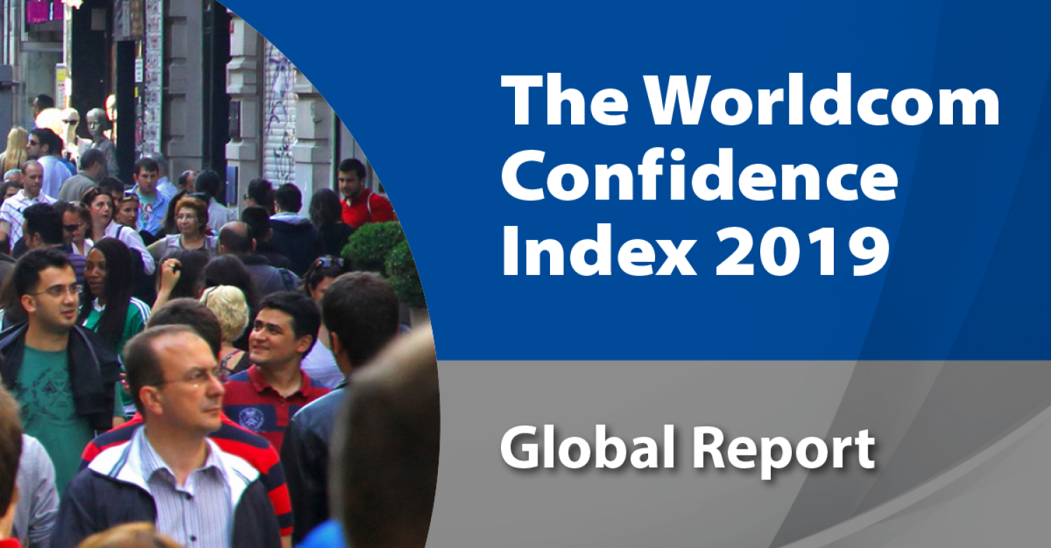 Latest research identifies a collapse in global business confidence